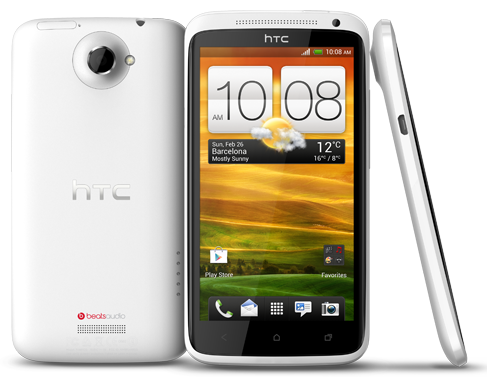 HTC One X Plus White
