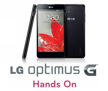 LG OPTIMUS G