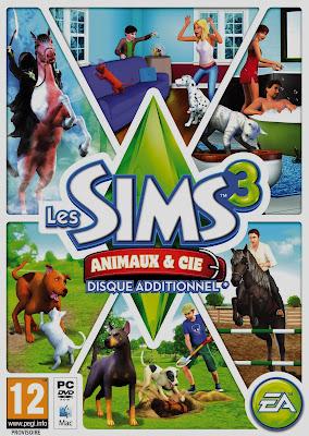 telecharger Les Sims 3 Pets pc Telecharger jeux pc gratuit