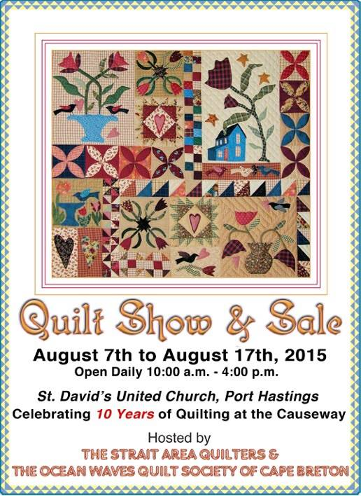 The Cuddle Quilter: Celebrating Quilting at the Causeway Quilt Show : quilt posters - Adamdwight.com