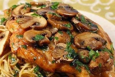 Now You Can Pin It Olive Garden Chicken Marsala Recipe From Metabolic Cookbook