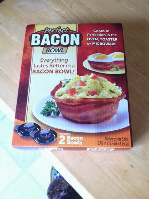 ... : Attack of the Bacon Bowl (And the 7-Layer Magic Bacon Bars