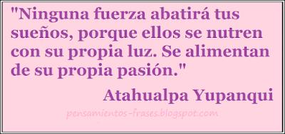 frases de Atahualpa Yupanqui
