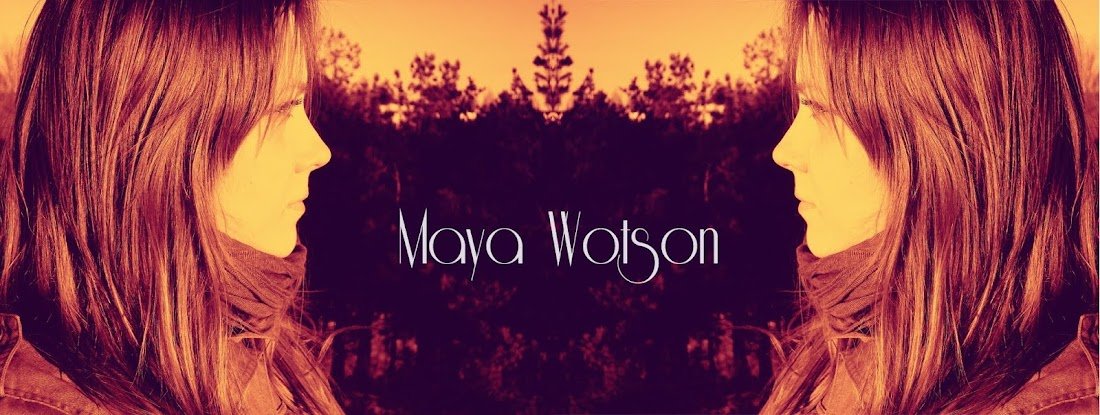 with Love by Maya Wotson