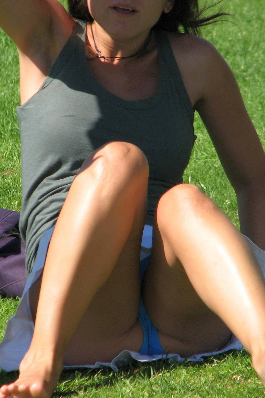 By Seyguy Labels Accidental Upskirt Candid Upskirts Park
