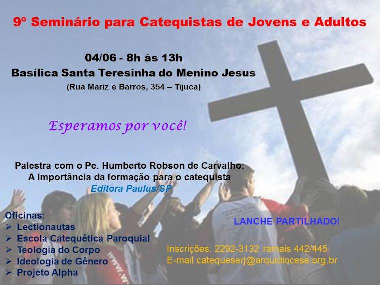 Para todos que trabalham com Iniciação Cristã de Jovens e Adultos.