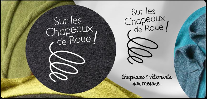 herv nallet graphisme et environnement logo sur les chapeaux de roue. Black Bedroom Furniture Sets. Home Design Ideas