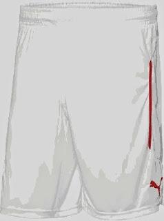 contoh gambar celana arsenal home puma terbaru musim 2014/2015