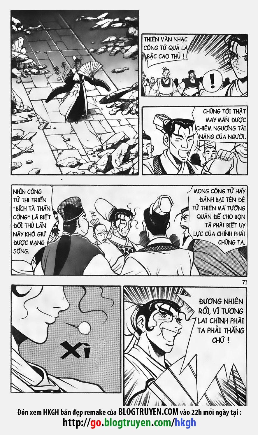 Hiệp Khách Giang Hồ - Hiệp Khách Giang Hồ Chap 050 - Pic 26