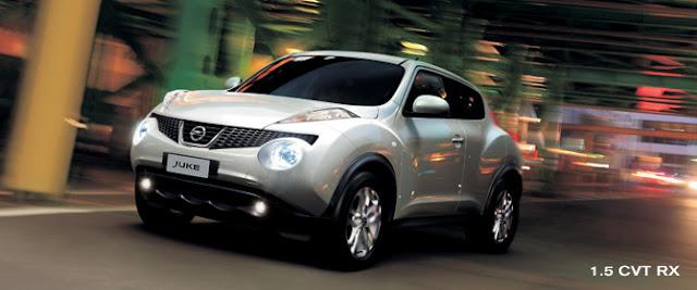 Nissan Juke KUDUS
