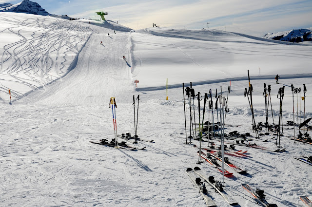 les diablerets esquí