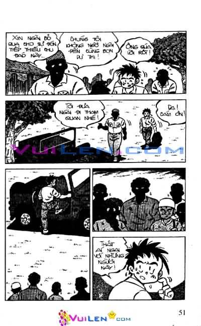 Jindodinho - Đường Dẫn Đến Khung Thành III  Tập 45 page 51 Congtruyen24h