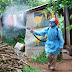 Phun thuốc chống muỗi bảo vệ sức khỏe