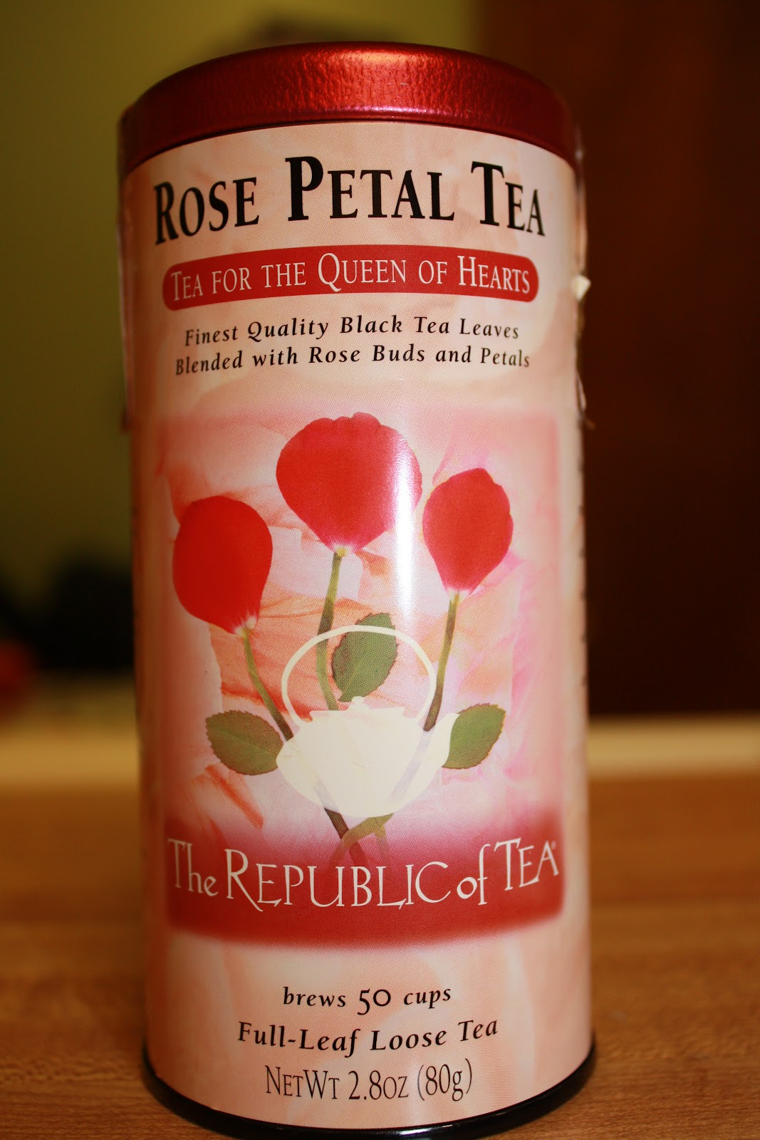 rose petal tea from republic of tea more tea i enjoy petal tea rose ...
