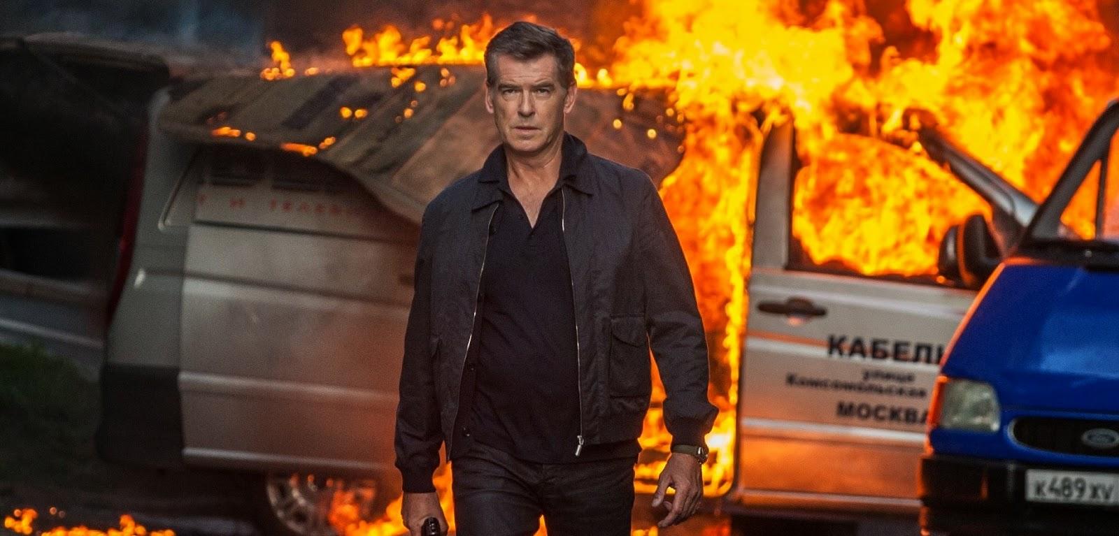 Pierce Brosnan volta à espionagem no trailer da ação The November Man