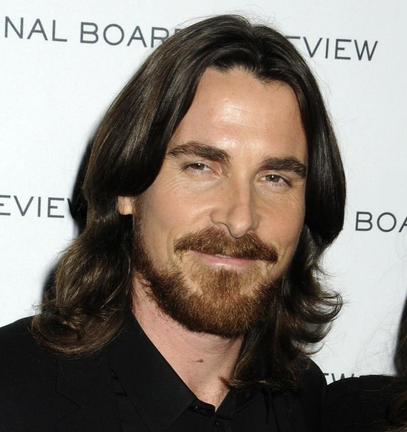Christian Bale Hairstyles Men Hairstyles Short Long Medium