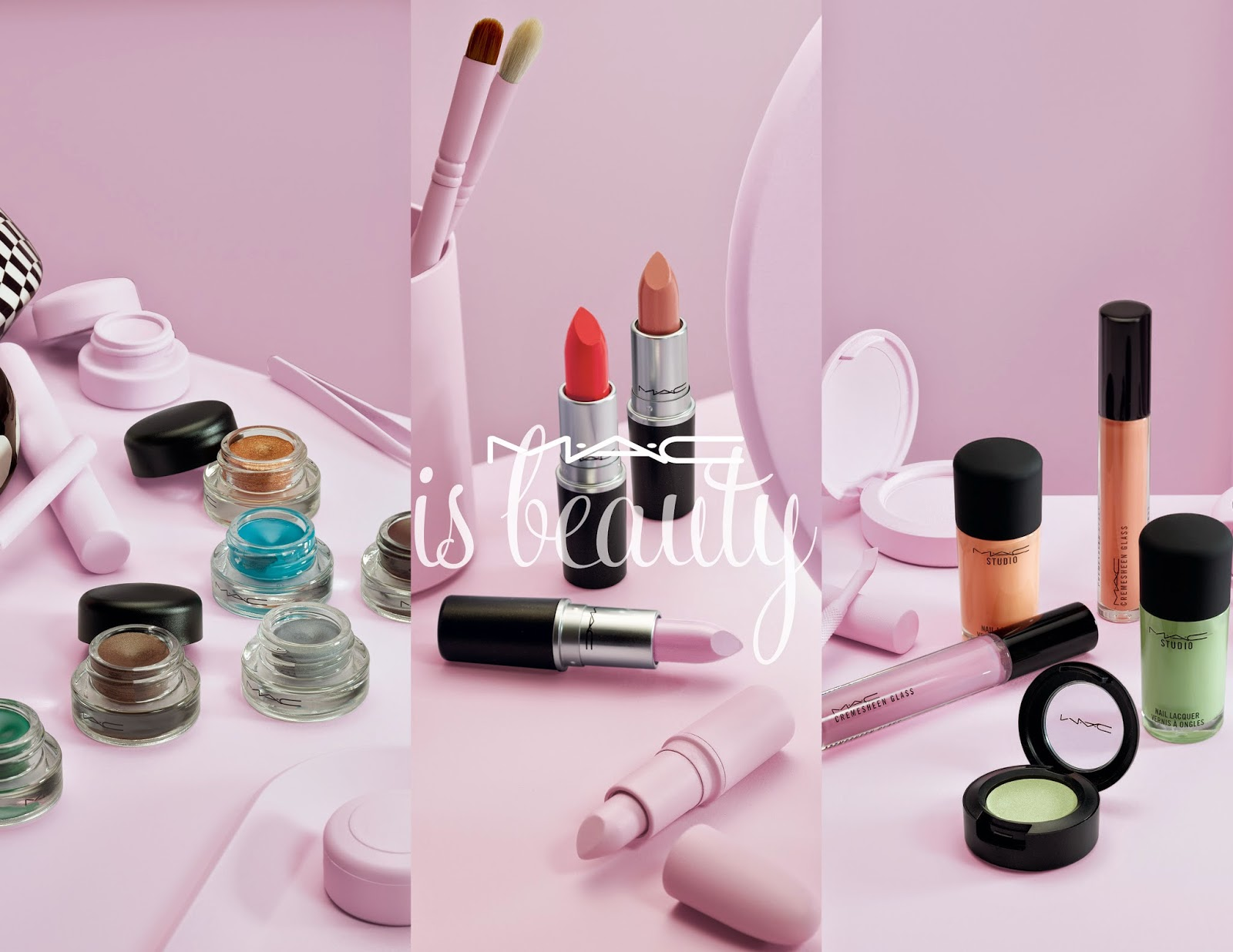 M∙A∙C Is Beauty Collection