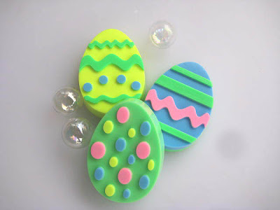 Mold Market Easter Egg Soap Mold