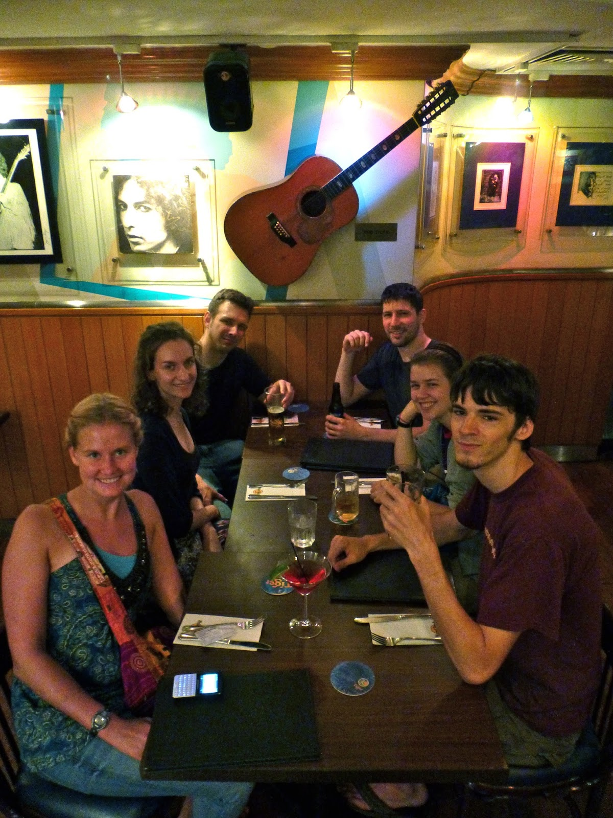 Out on the town: Singapore parks and bars
