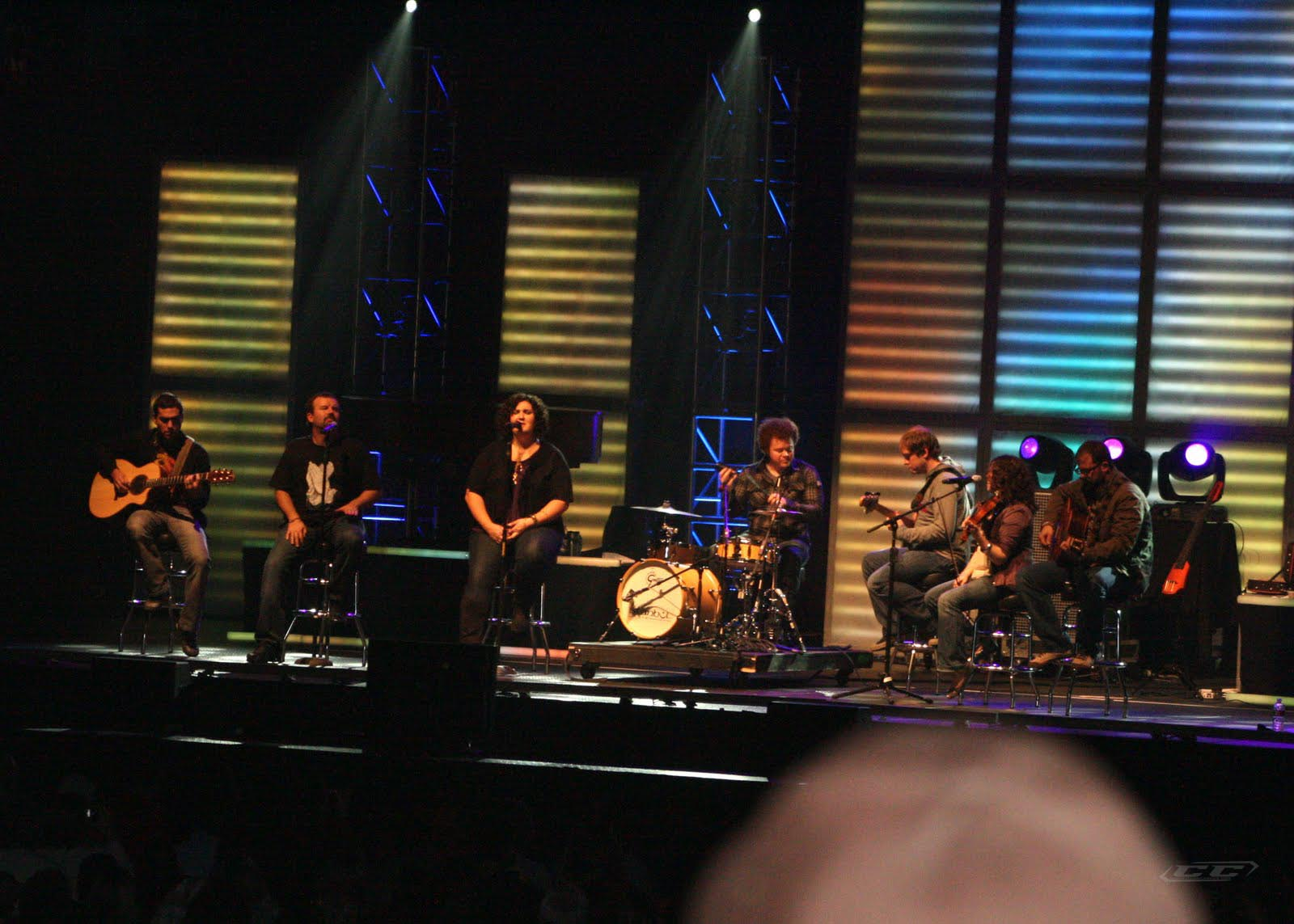 Casting Crowns - The Acoustic Sessions Volume 1 2013 live performance on stage