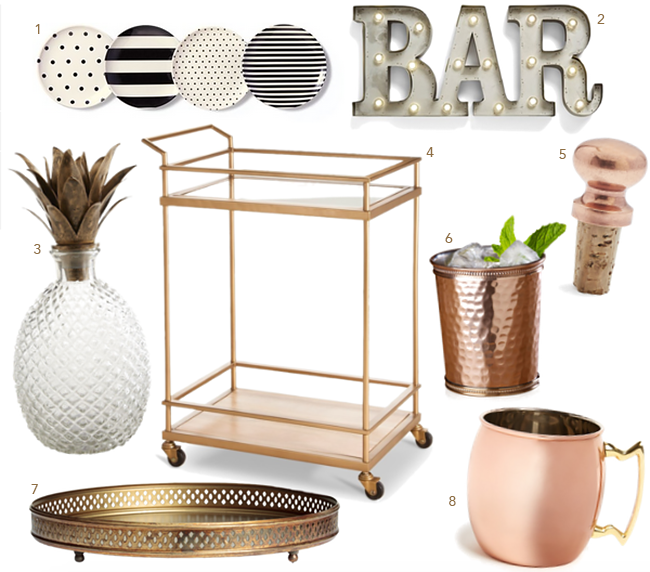 At-Home Bar Must-Haves