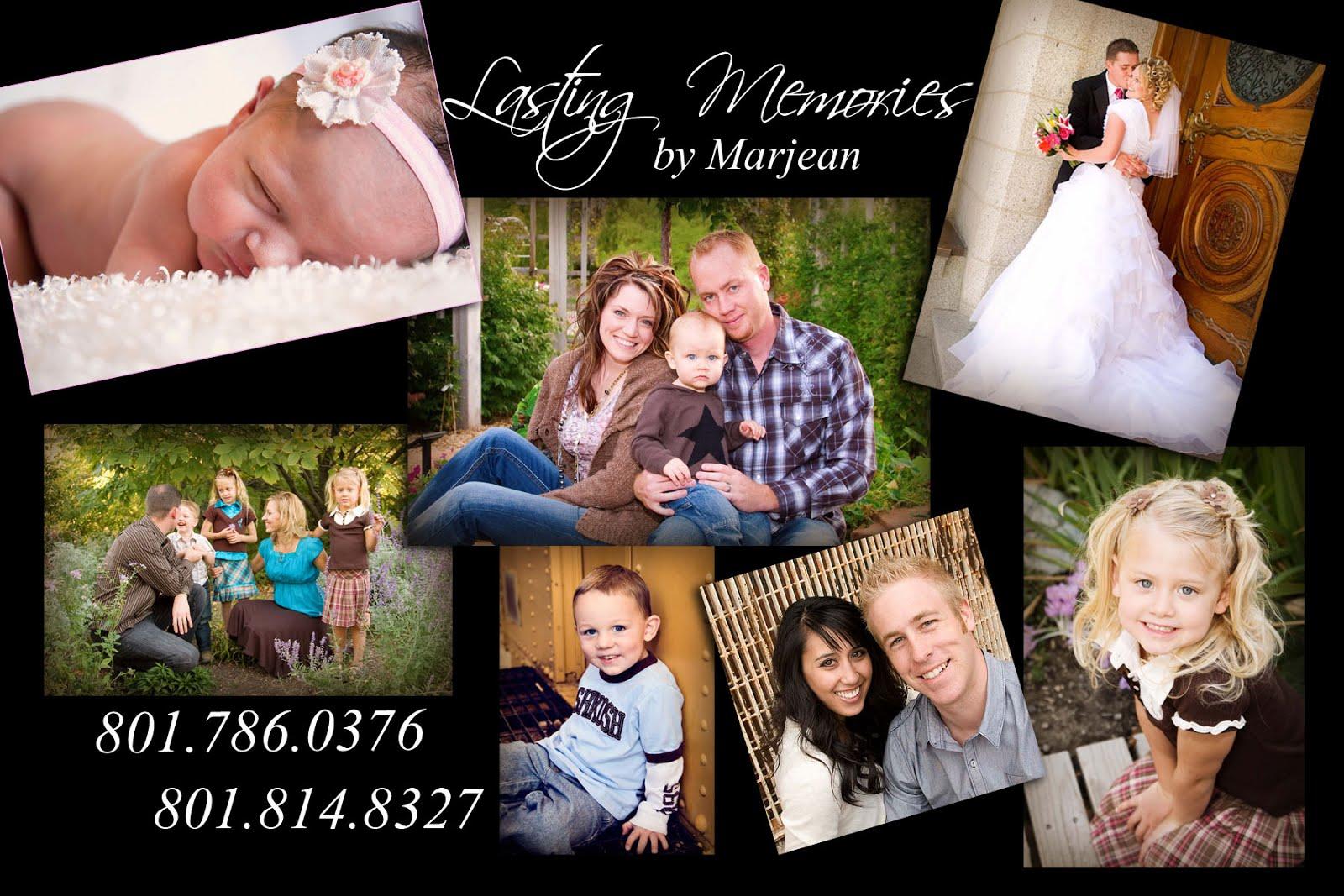Lasting Memories by Marjean