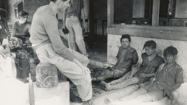 Foto Penderitaan Rakyat Indonesia Zaman Penjajahan Belanda
