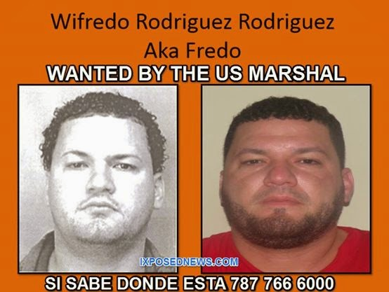 WANTED BY THE US MARSHAL