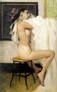 Anorexicas Desnudos Mujeres Flacas Pinturas
