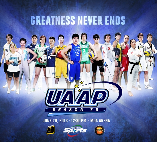 UAAP Season 76 | Greatness Never Ends
