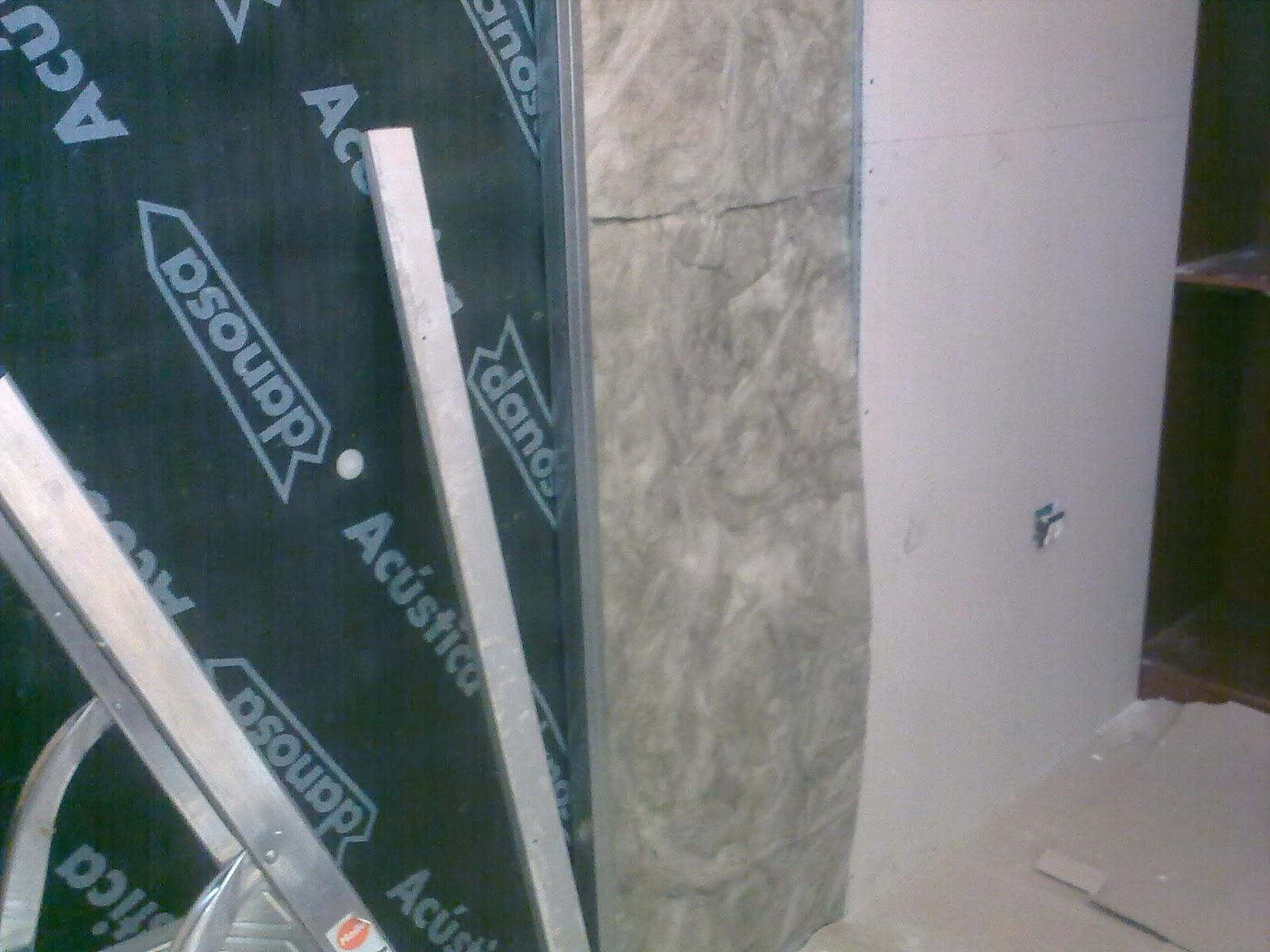 Aislamiento acustico instalaciones aislamiento acustico - Aislamientos acusticos para paredes ...