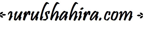 nurulshahira.com
