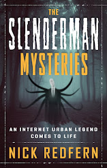 The Slenderman Mysteries, US Edition, February 2018: