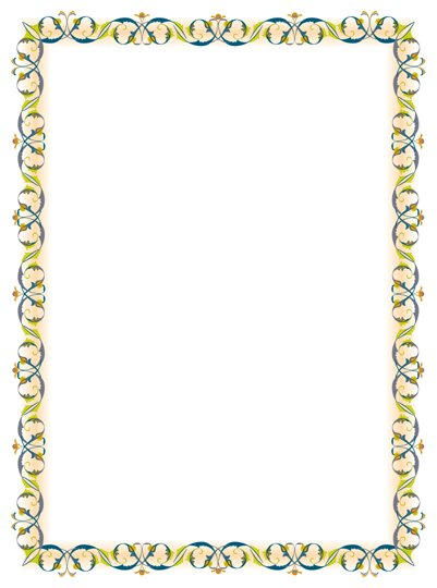 Religious Clip Art Borders and Frames
