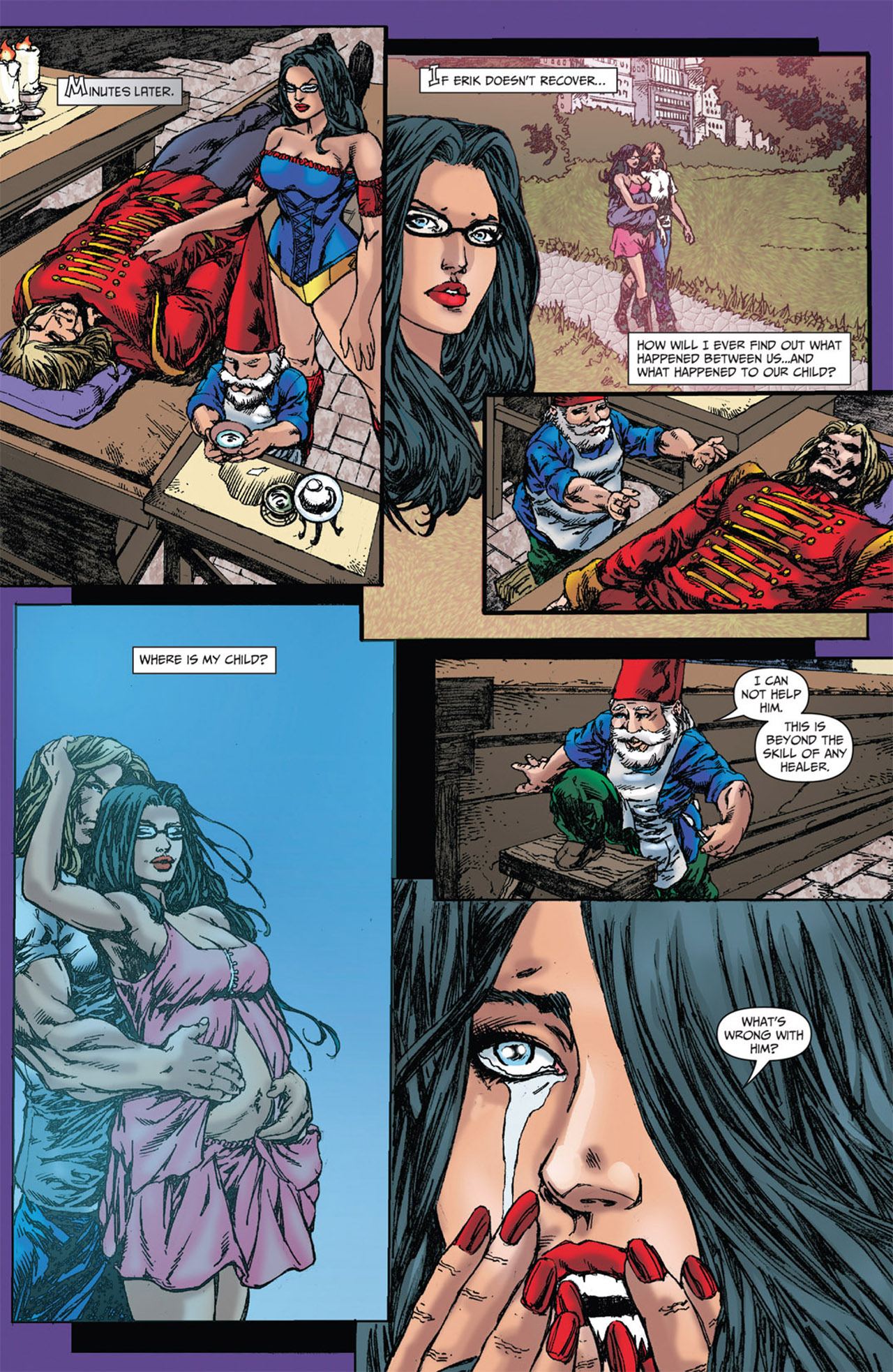 Grimm Fairy Tales (2005) Issue #51 #54 - English 10