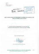 SRA. CONCELLEIRA DE URBANISMO DO CONCELLO DE VIGO Dª CARMELA SILVA REGO (ANO 2007)