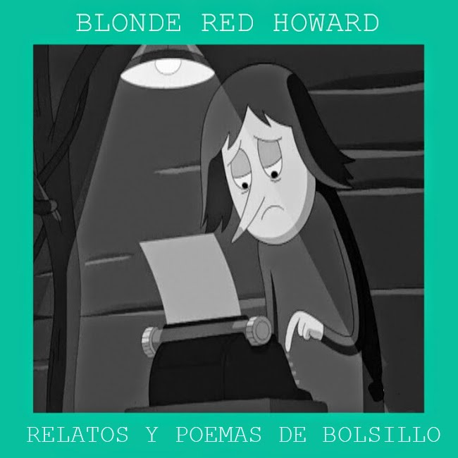 Blonde Red Howard - Relatos de bolsillo