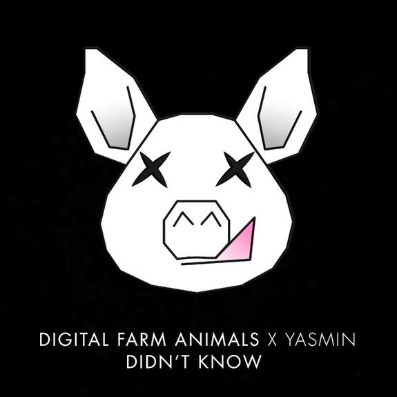 Digital Farm Animals X Yasmin Didn't Know