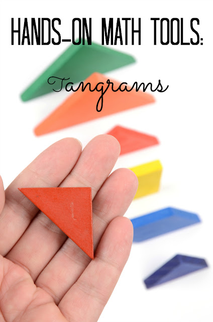 Tangram books and activities for kids age 5-10