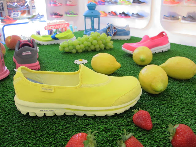 Skechers Gowalk  Inspire Women S Slip On Shoes Tan
