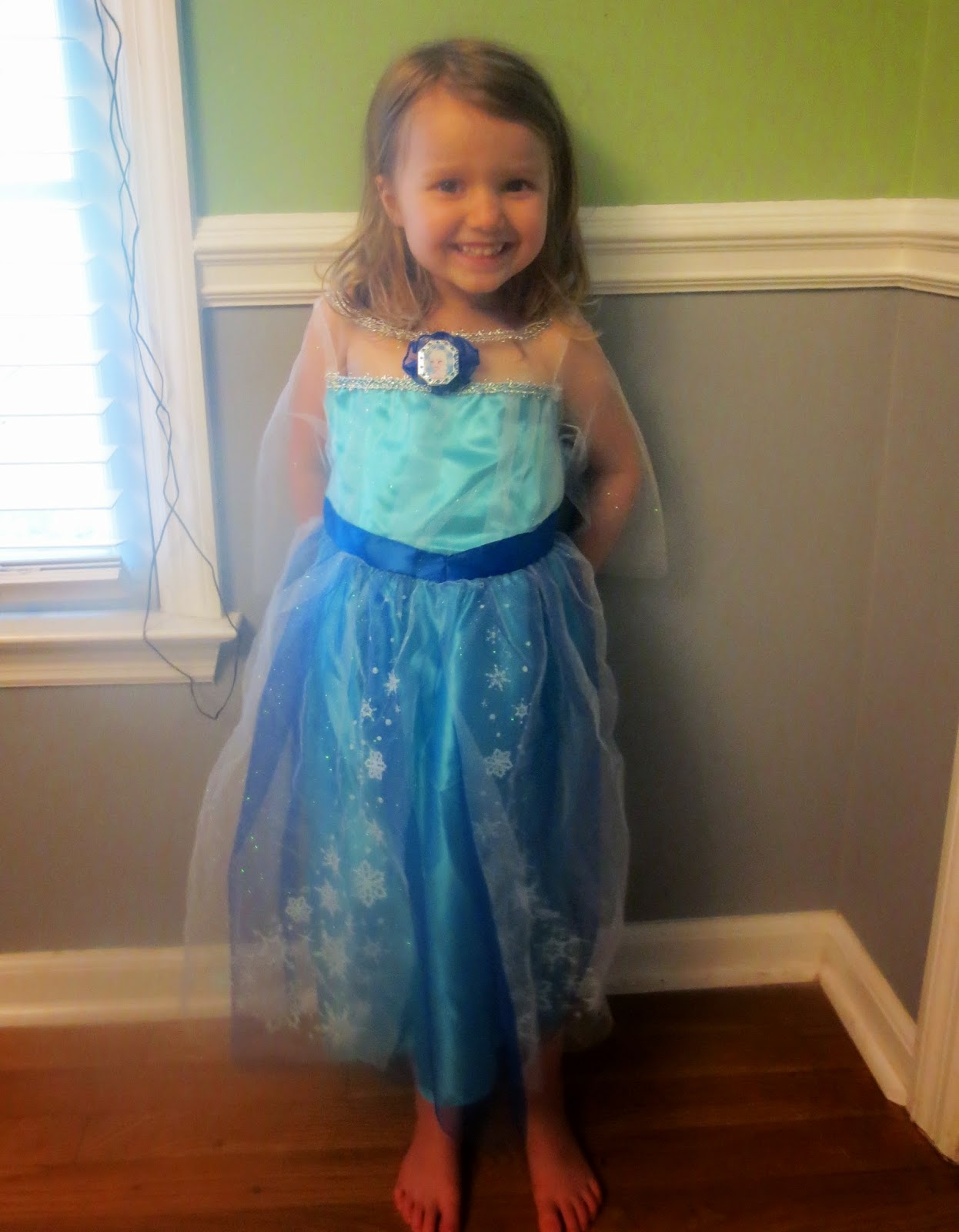 Legos and Baby Dolls: E\'s Disney\'s Frozen Birthday Party