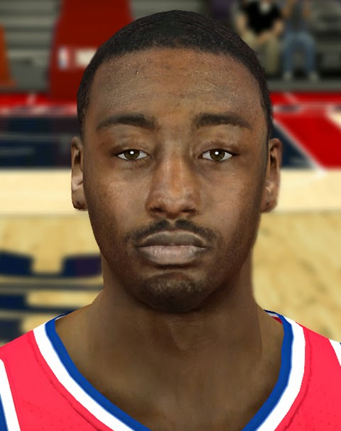 NBA 2K14 John Wall Face Mod