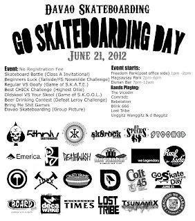 Davao Skateboarding