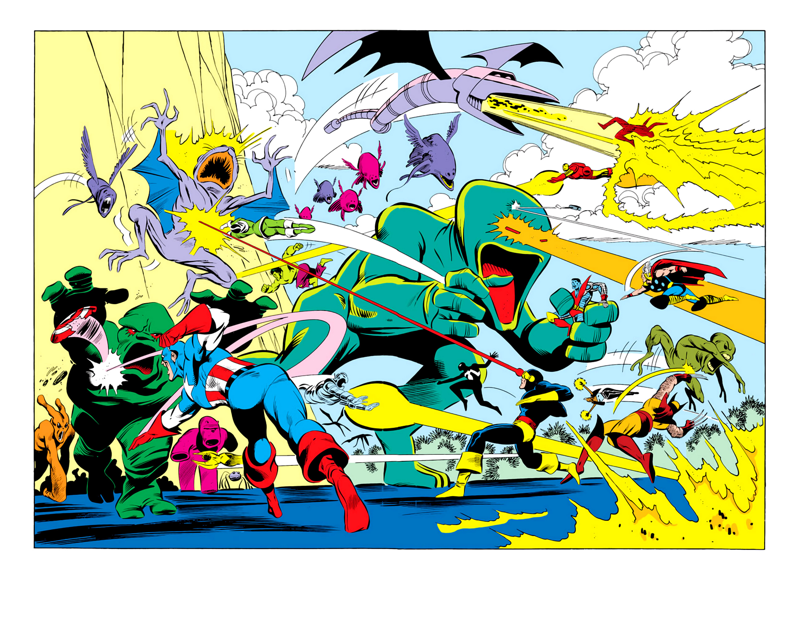 Captain America (1968) Issue #292m #220 - English 24