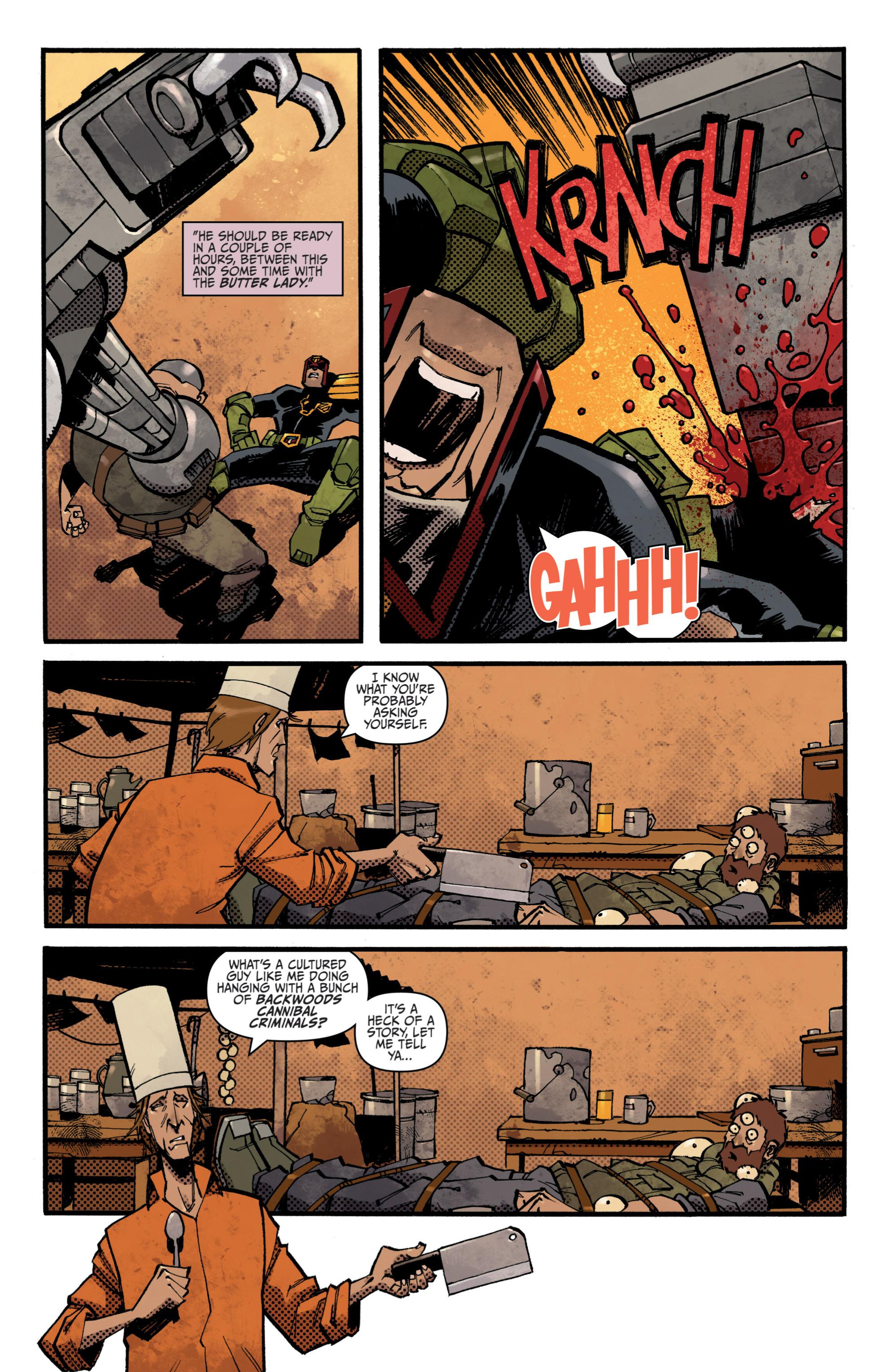 Read online Judge Dredd (2012) comic -  Issue # _TPB 3 - 56