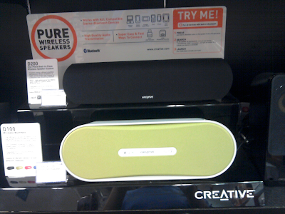 Creative D100 D200