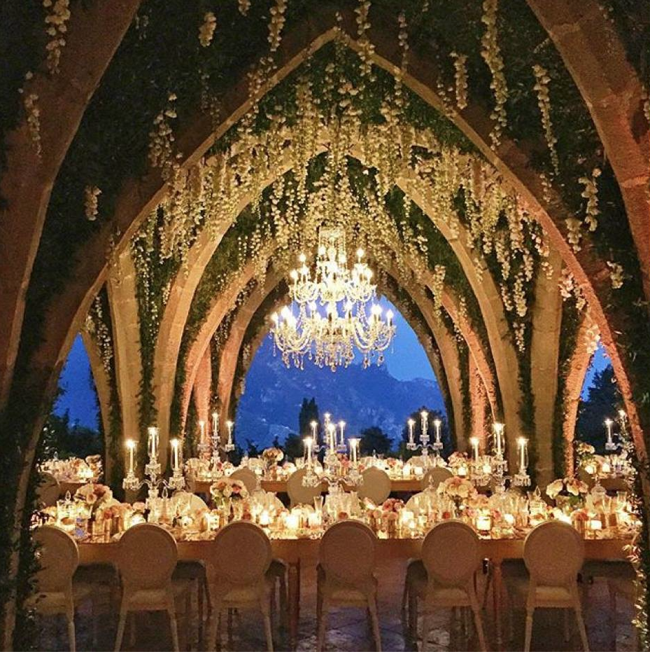 Luxury capri italy event destination and event planning for Most amazing places to get married