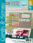 Ik ben designer voor het tijdschrift: