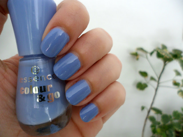 Essence Colour And Go In Absolutely Blue