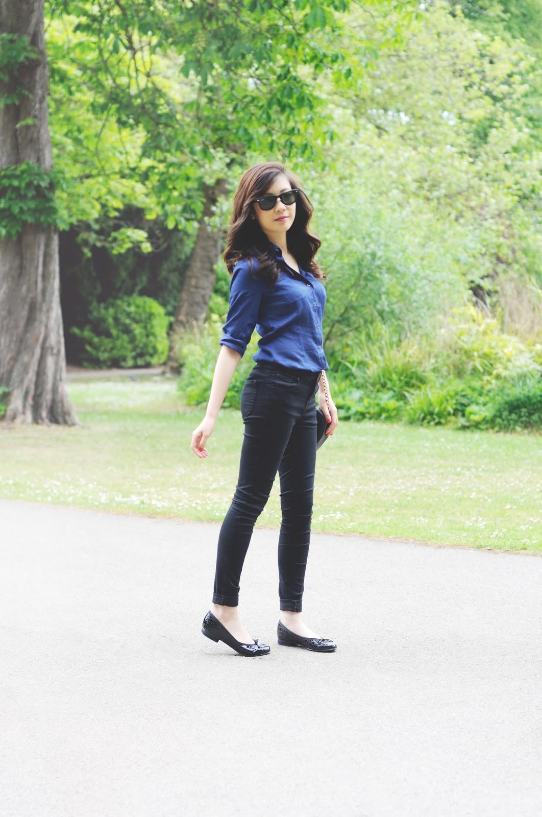 personal style fashion blogger uk